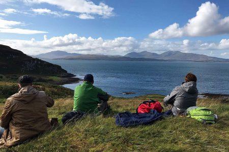 Die Islands und Highlands von Schottland sind Teil unserer individuellen und gefuehrten Bahnreisen.