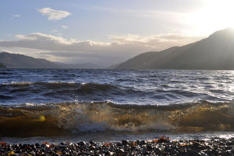 Take a road trip through Scotland and visit Loch Ness