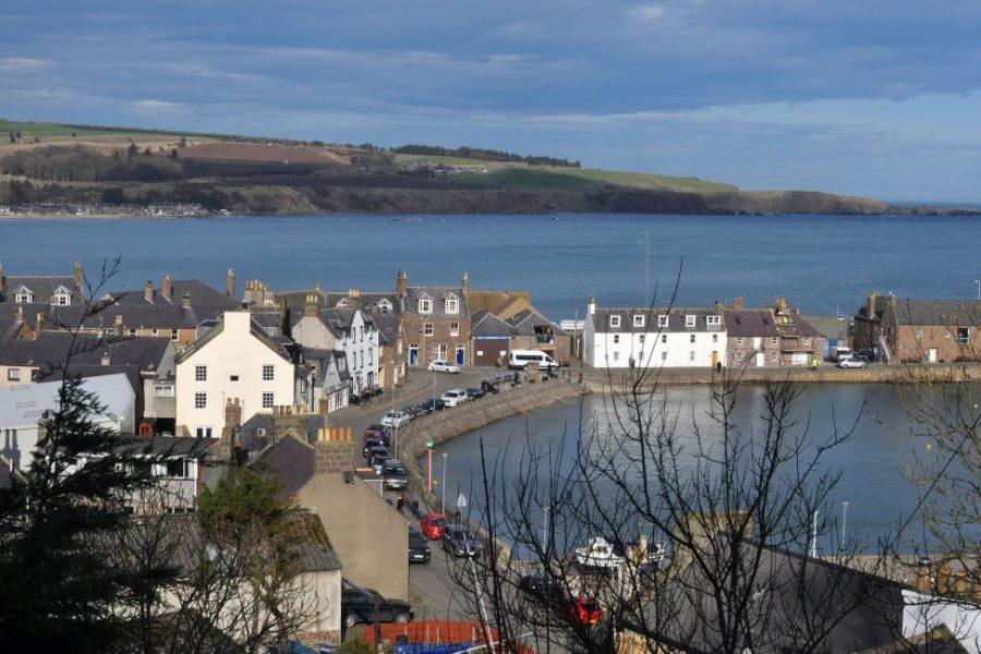 Take a road trip and drive across Scotland