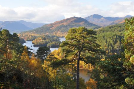 Discover the landscape during on our self drive tour through Scotland.