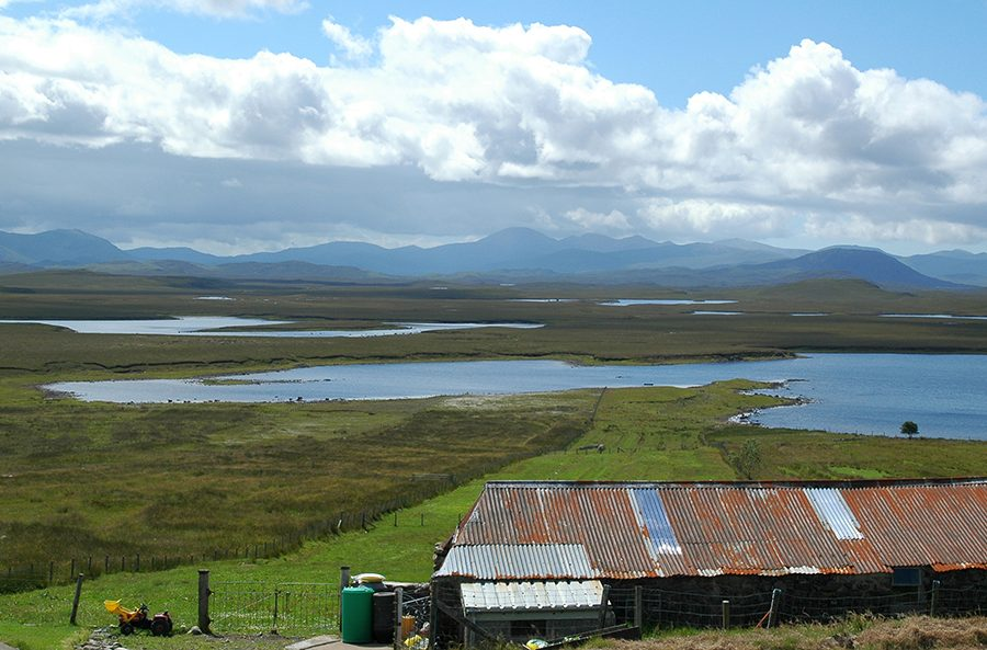 Die Aeusseren Hebriden sind die Kroenung einer jeden Urlaubsreise in Schottland.