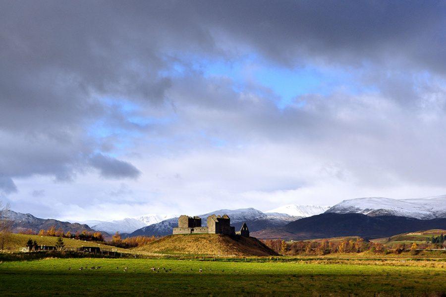 Verbinden Sie Wandern und Sightseeing auf dieser indiviudellen Wander-Bahnreise Schottland.