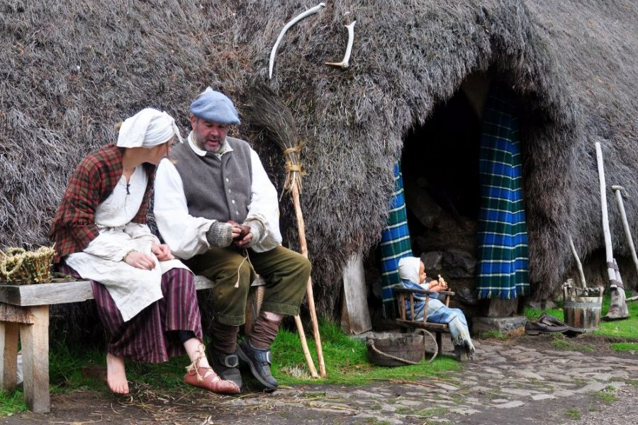 Our round trip through Scotland includes many popular Outlander film locations
